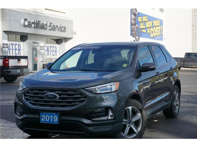 2019 Ford Edge SEL (Stk: P3783B) in Salmon Arm - Image 1 of 26