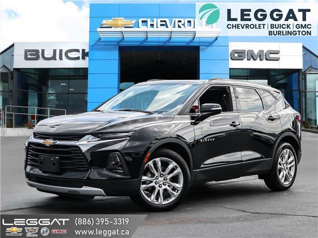 2020 Chevrolet Blazer True North (Stk: 6443D) in Burlington - Image 1 of 26