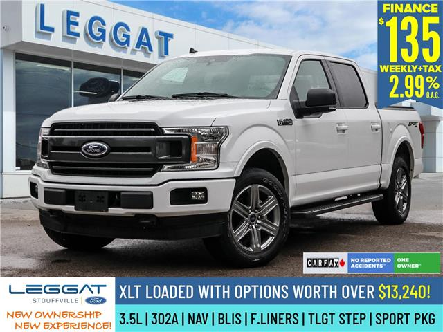 2019 Ford F-150 XLT (Stk: P072) in Stouffville - Image 1 of 29