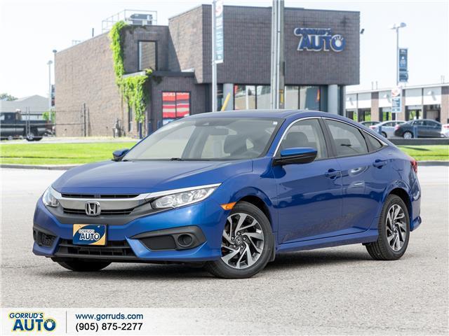 2017 Honda Civic EX (Stk: 005071) in Milton - Image 1 of 22