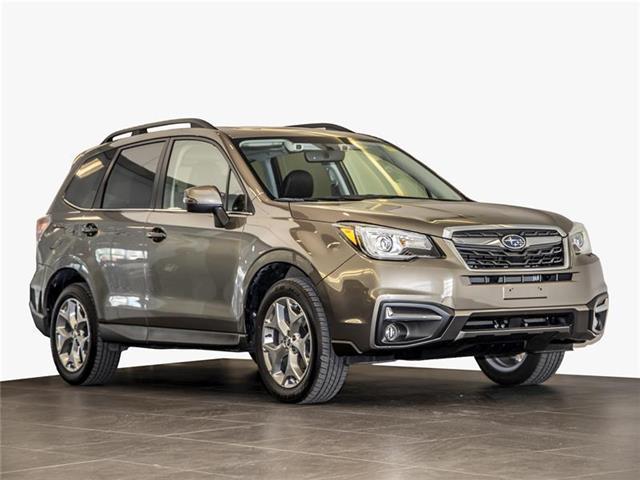 2018 Subaru Forester 2.5i Touring (Stk: P1221) in Ottawa - Image 1 of 21