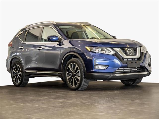 2017 Nissan Rogue SL Platinum (Stk: P1223) in Ottawa - Image 1 of 20