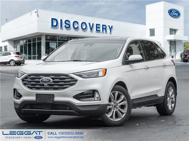 2019 Ford Edge Titanium (Stk: 19-12333) in Burlington - Image 1 of 25