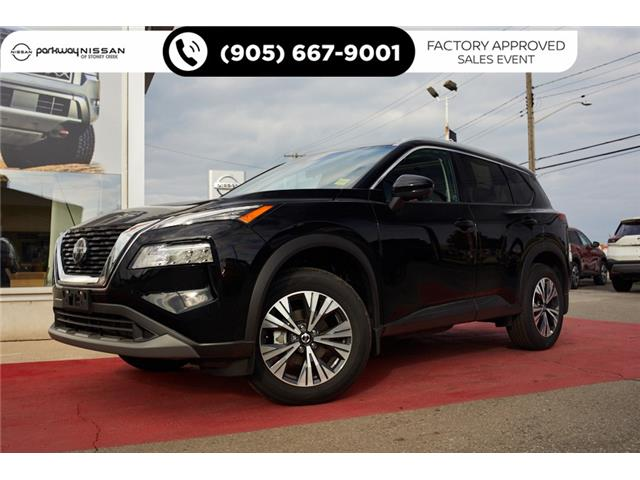 2021 Nissan Rogue SV (Stk: N21568) in Hamilton - Image 1 of 29