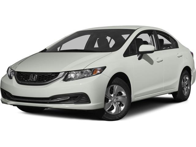 2015 Honda Civic LX (Stk: U5217) in Cambridge - Image 1 of 1