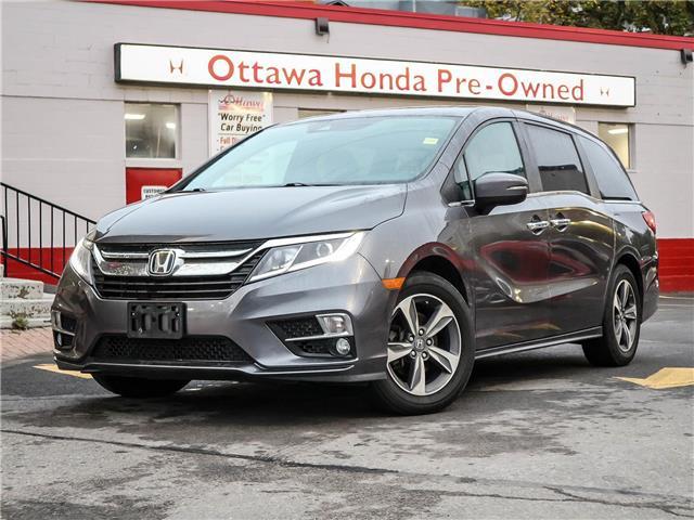 2018 Honda Odyssey EX-L (Stk: H93210) in Ottawa - Image 1 of 30