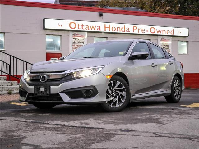 2018 Honda Civic SE (Stk: H90850) in Ottawa - Image 1 of 27