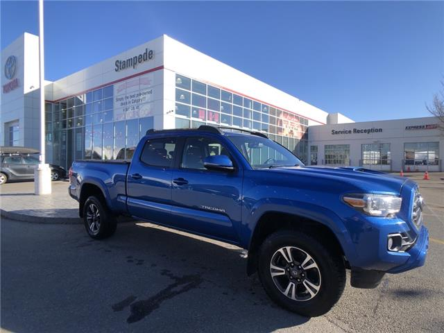 2016 Toyota Tacoma  (Stk: 9562A) in Calgary - Image 1 of 12