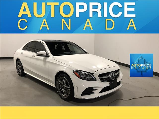 2020 Mercedes-Benz C-Class Base (Stk: W3146) in Mississauga - Image 1 of 26