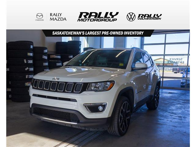 2018 Jeep Compass Limited (Stk: 2041C) in Prince Albert - Image 1 of 13
