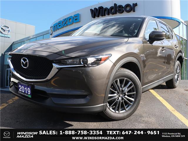 2019 Mazda CX-5 GX (Stk: PR28044) in Windsor - Image 1 of 25