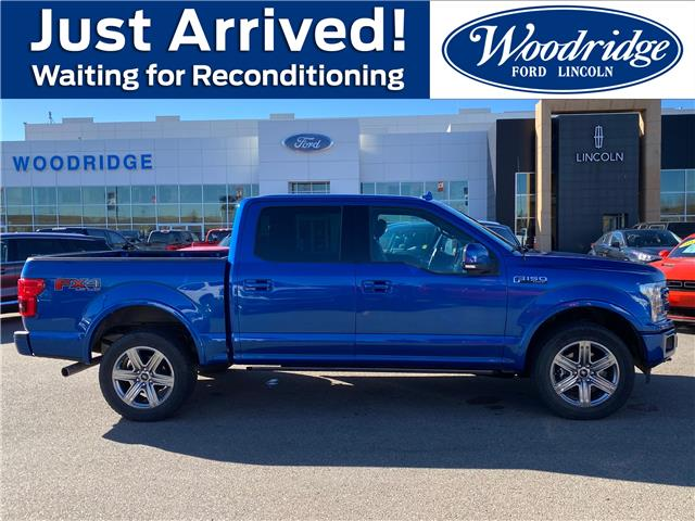 2018 Ford F-150 Lariat (Stk: 30996) in Calgary - Image 1 of 1