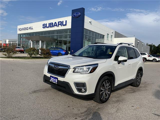 2019 Subaru Forester 2.5i Limited (Stk: LP0672) in RICHMOND HILL - Image 1 of 13