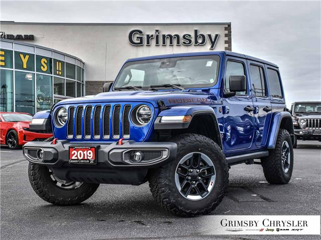 2019 Jeep Wrangler Unlimited Rubicon (Stk: N21362A) in Grimsby - Image 1 of 30
