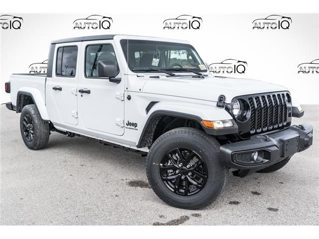 2021 Jeep Gladiator Sport S (Stk: 35425) in Barrie - Image 1 of 23