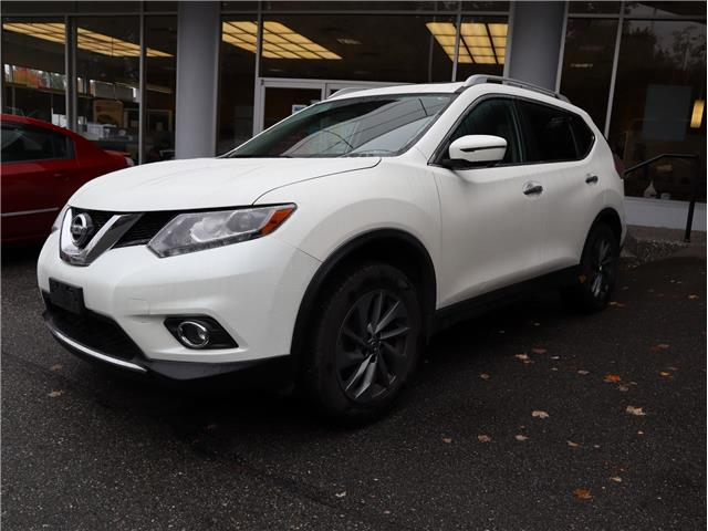 2016 Nissan Rogue SL Premium (Stk: P5127) in Abbotsford - Image 1 of 9