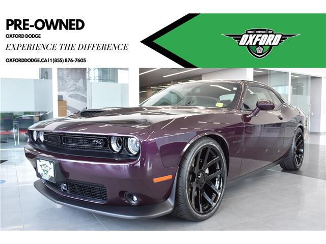 2021 Dodge Challenger R/T (Stk: 21759A) in London - Image 1 of 18