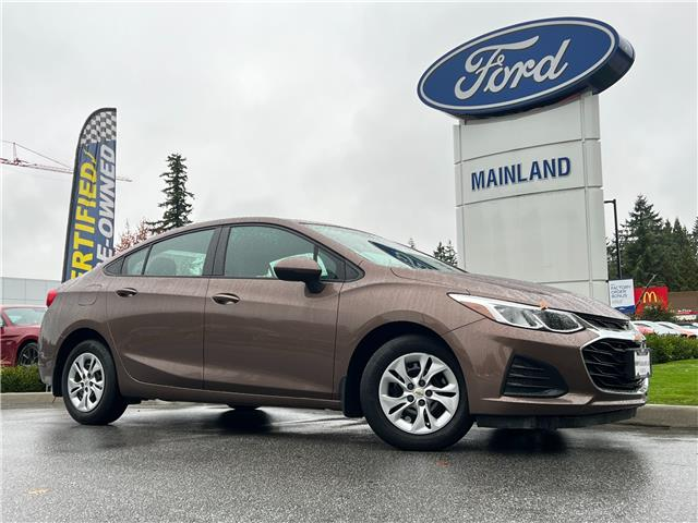 2019 Chevrolet Cruze LS (Stk: P3471) in Vancouver - Image 1 of 30