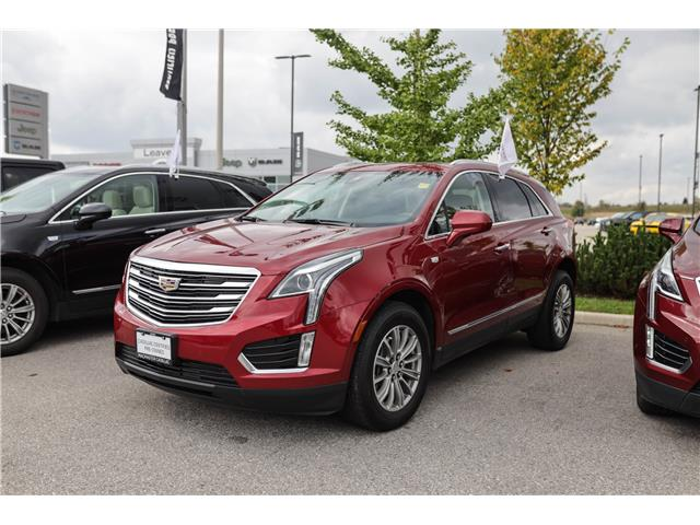 2019 Cadillac XT5 Luxury (Stk: 210836PA) in London - Image 1 of 2
