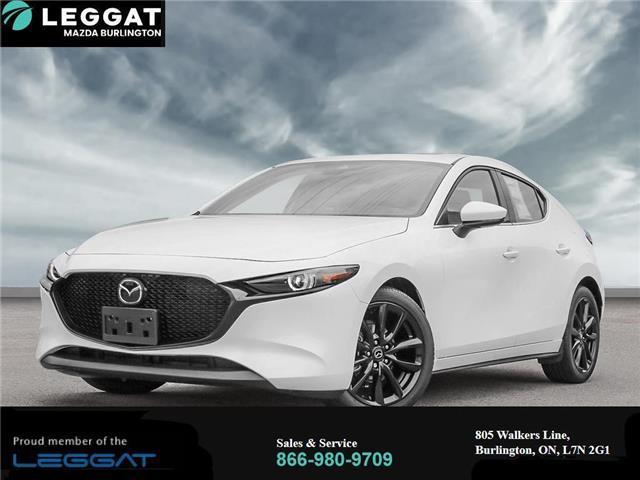 2021 Mazda Mazda3 Sport GT (Stk: 212615) in Burlington - Image 1 of 23