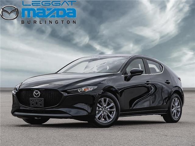 2021 Mazda Mazda3 Sport GS (Stk: 219706) in Burlington - Image 1 of 23