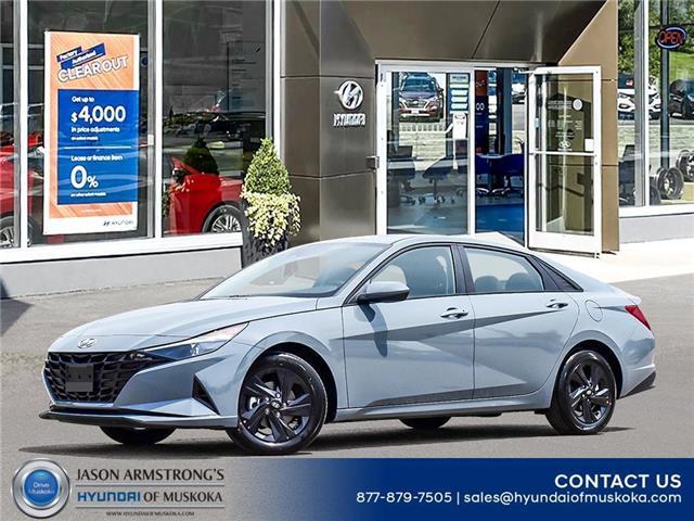 2022 Hyundai Elantra Preferred (Stk: 122-098) in Huntsville - Image 1 of 23