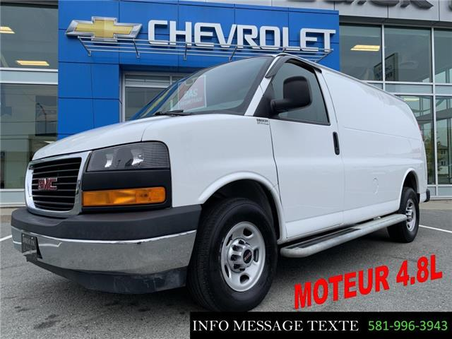 2017 Chevrolet Express  (Stk: GMCX8633) in Ste-Marie - Image 1 of 27
