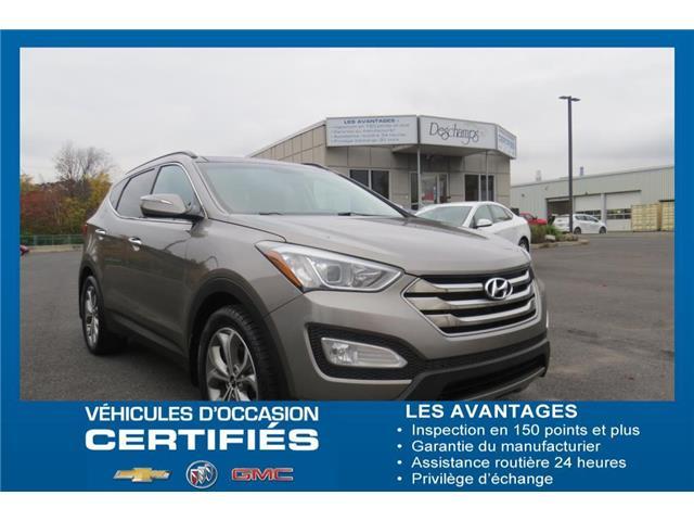 2016 Hyundai Santa Fe Sport  (Stk: C21730A) in Sainte-Julie - Image 1 of 24