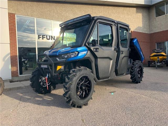 2021 Can-Am Defender MAX Limited HD10  (Stk: 238365) in Saskatoon - Image 1 of 4