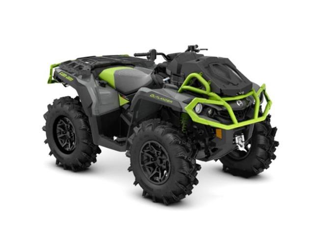 New 2020 Can-Am Outlander™ X™ mr 850   - Saskatoon - FFUN Motorsports Saskatoon