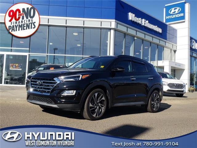 2019 Hyundai Tucson  (Stk: E5871) in Edmonton - Image 1 of 7
