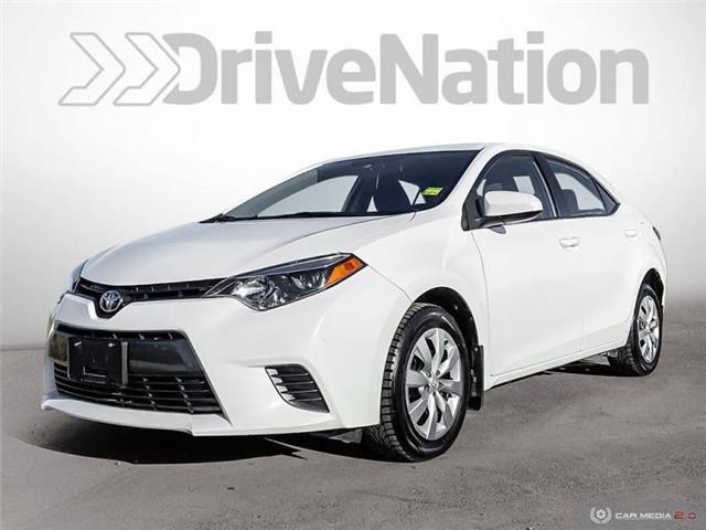 2016 Toyota Corolla LE (Stk: A4122) in Saskatoon - Image 1 of 25