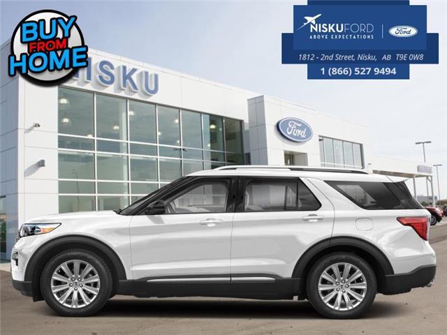 2021 Ford Explorer Limited (Stk: EXP2135) in Nisku - Image 1 of 1