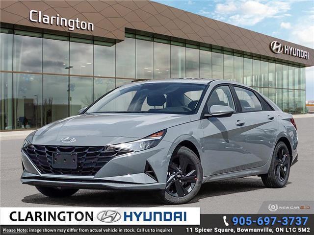2022 Hyundai Elantra Preferred w/Sun & Tech Pkg (Stk: 21777) in Clarington - Image 1 of 24