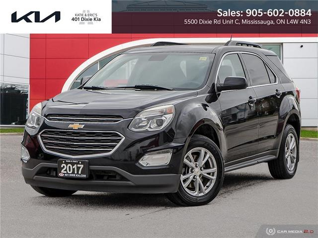 2017 Chevrolet Equinox  (Stk: NR22001A) in Mississauga - Image 1 of 25
