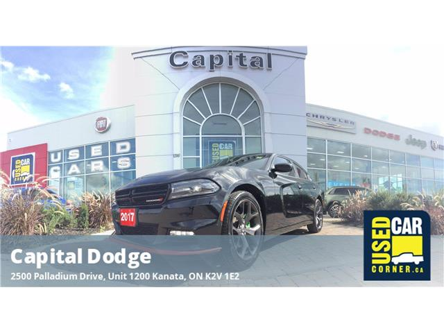 2017 Dodge Charger SXT (Stk: P3286) in Kanata - Image 1 of 28