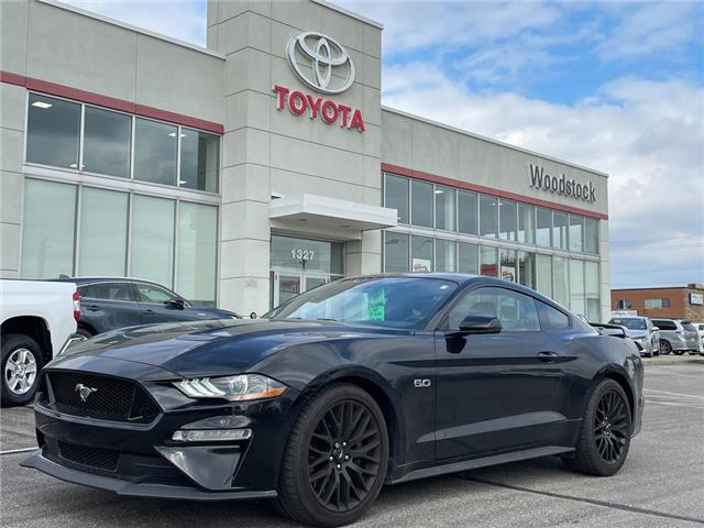 2019 Ford Mustang  (Stk: 119329A) in Woodstock - Image 1 of 28