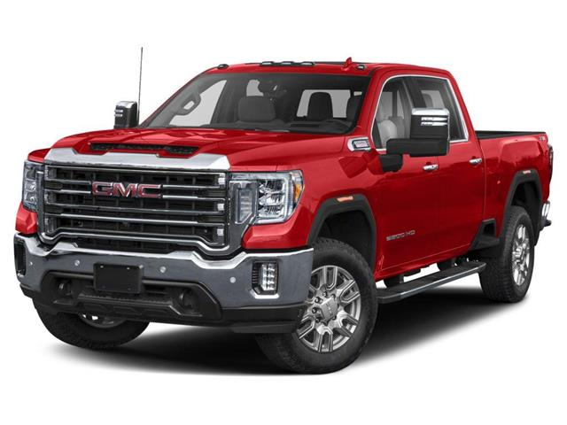 2022 GMC Sierra 3500HD AT4 (Stk: 22-004) in Edson - Image 1 of 8