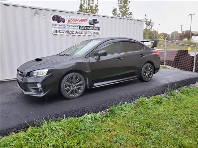 2015 Subaru WRX Limited 4-Door (Stk: p21-293) in Dartmouth - Image 1 of 16