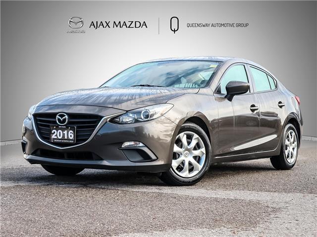 2016 Mazda Mazda3  (Stk: 21-1680A) in Ajax - Image 1 of 25