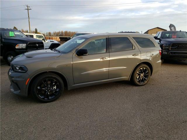 2021 Dodge Durango R/T (Stk: MT182) in Rocky Mountain House - Image 1 of 11