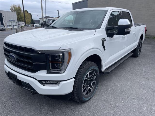 2021 Ford F-150 Lariat (Stk: 21294) in Cornwall - Image 1 of 14