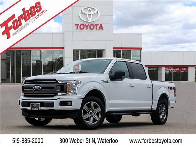 2018 Ford F-150  (Stk: 15594A) in Waterloo - Image 1 of 24