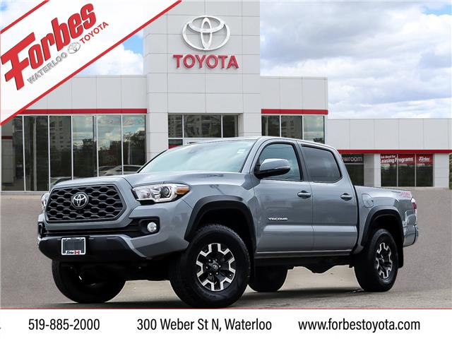2020 Toyota Tacoma  (Stk: 15616A) in Waterloo - Image 1 of 24