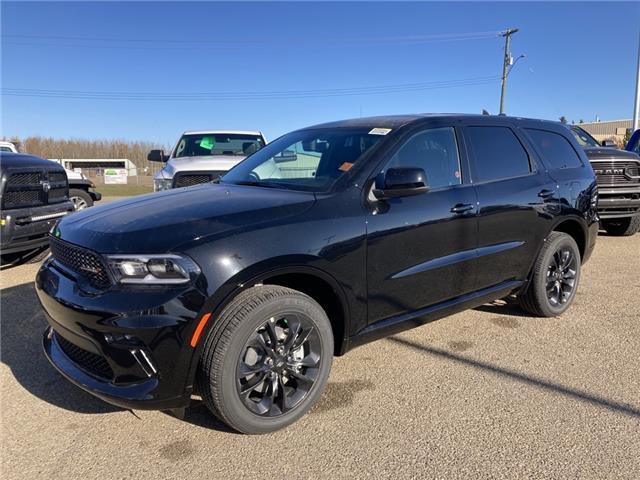 2021 Dodge Durango SXT (Stk: MT192) in Rocky Mountain House - Image 1 of 16