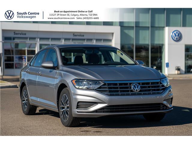 2021 Volkswagen Jetta Comfortline (Stk: U6804) in Calgary - Image 1 of 34