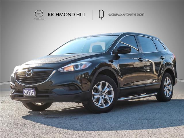 2015 Mazda CX-9 GS (Stk: 21-686DTA) in Richmond Hill - Image 1 of 25