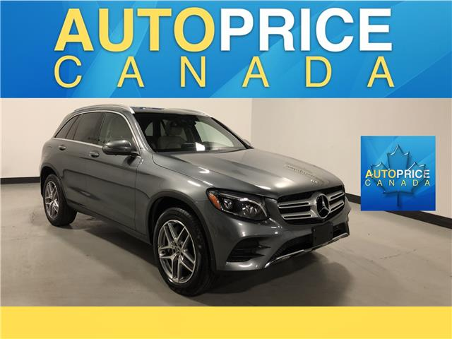 2019 Mercedes-Benz GLC 300 Base (Stk: W3143) in Mississauga - Image 1 of 27