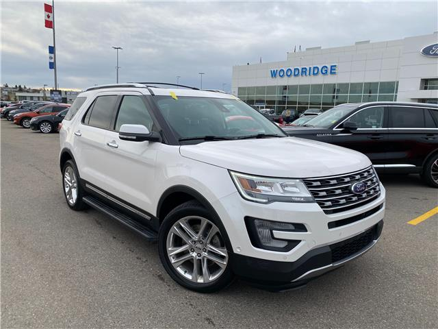 2017 Ford Explorer Limited (Stk: MK-212A) in Calgary - Image 1 of 23