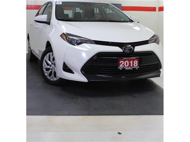 2018 Toyota Corolla LE (Stk: 10101401A) in Markham - Image 1 of 22